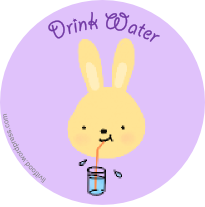 drink-water-rabbit-animal